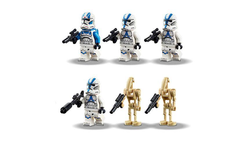 LEGO Star Wars 75280 Clone Troopers der 501 Legion