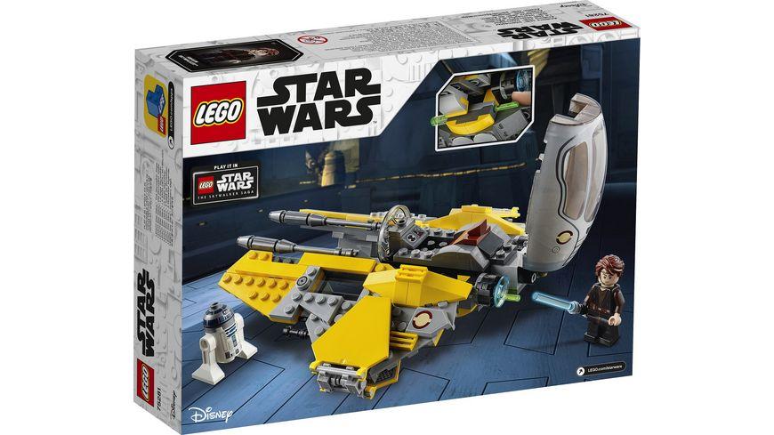 LEGO Star Wars 75281 Anakins Jedi Interceptor