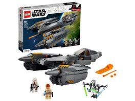 LEGO Star Wars 75286 General Grievous Starfighter