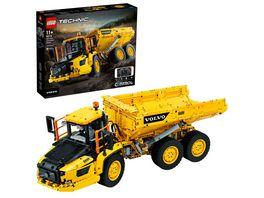 LEGO Technic 42114 Knickgelenkter Volvo Dumper 6x6