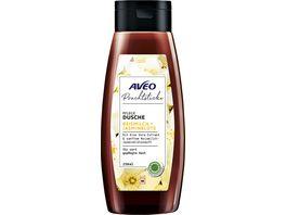 AVEO Pflegedusche Reismilch Jasminbluete mit Aloe Vera Extrakt