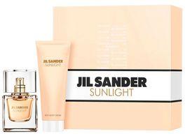JIL SANDER Sunlight Eau de Parfum Body Cream Geschenkset