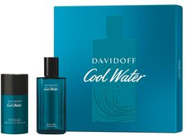 DAVIDOFF Cool Water Eau de Toilette Deo Geschenkset