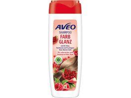 AVEO Shampoo Farbglanz mit UV Filter
