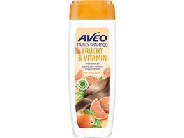 Aveo Shampoo Family Frucht