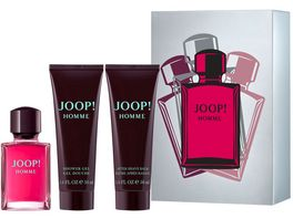 Joop Homme Eau de Toilette Aftershave Balm Shower Gel Geschenkset