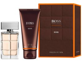 BOSS Orange Man Eau de Toilette Shower Gel Geschenkset
