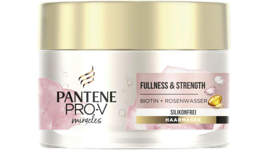 Pantene Pro-V Haarmaske Miracles Volume & Strength 160ml
