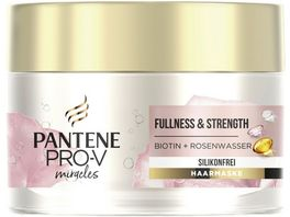 PANTENE PRO V Miracles Fullness Strength Haarmaske
