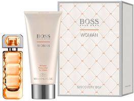 BOSS Orange Woman Eau de Toilette Body Lotion Geschenkset