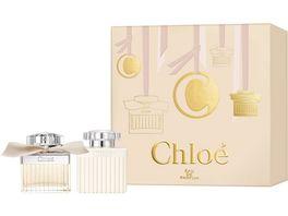 Chloe Eau de Parfum Body Lotion Geschenkset