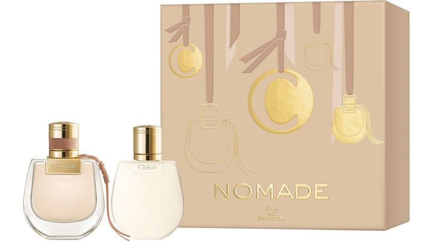 Chloé Nomade Eau de Parfum + Body Lotion Geschenkset