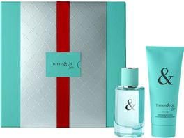 TIFFANY CO Love for her Eau de Parfum Body Lotion Geschenkset