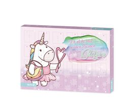 Adventskalender Beauty Einhorn