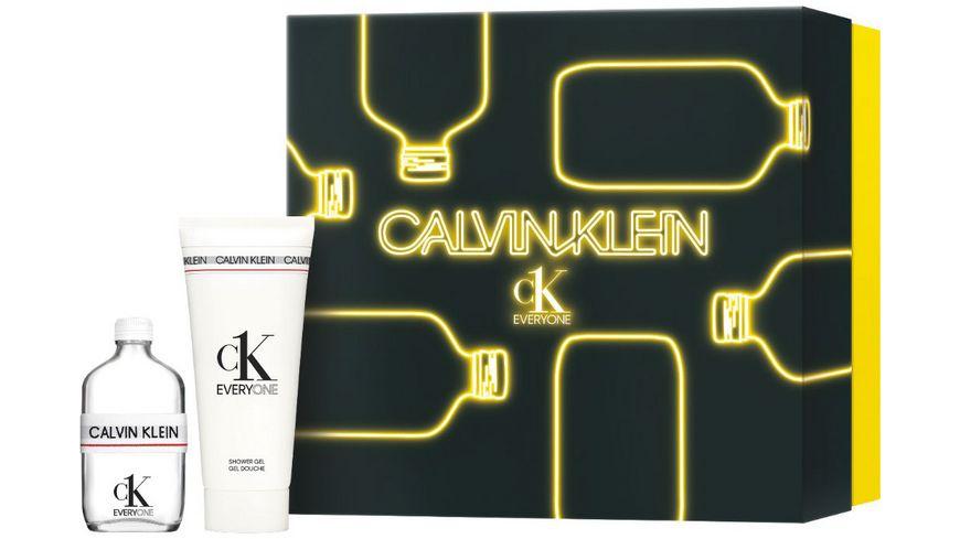 Calvin Klein ck Everyone Eau de Toilette Shower Gel Geschenkset