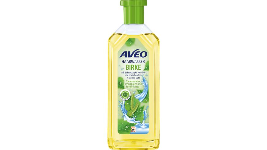 AVEO Haarwasser Birke