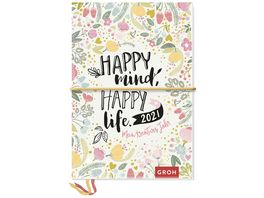 Happy mind happy life 2021 Mein kreatives Jahr