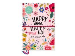 Happy mind happy life 2021 Mein kreatives Jahr