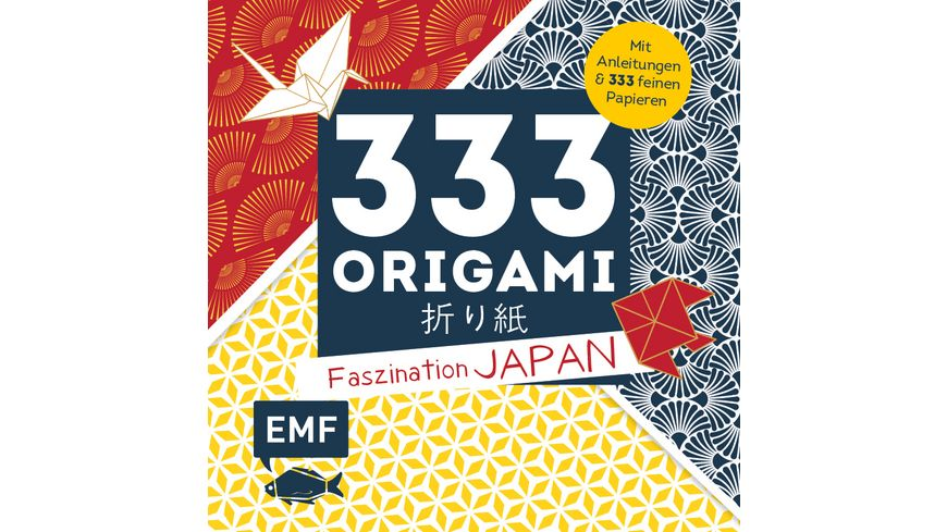 333 Origami – Faszination Japan