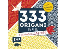 333 Origami Faszination Japan