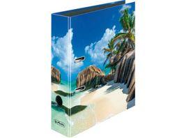 herlitz Ordner maX file A4 Seychellen breit