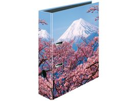 herlitz Ordner maX file A4 Japan breit