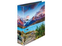 herlitz Ordner maX file A4 Patagonien breit