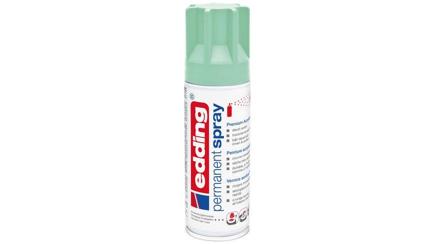 edding Permanent Spray 5200 neo mint