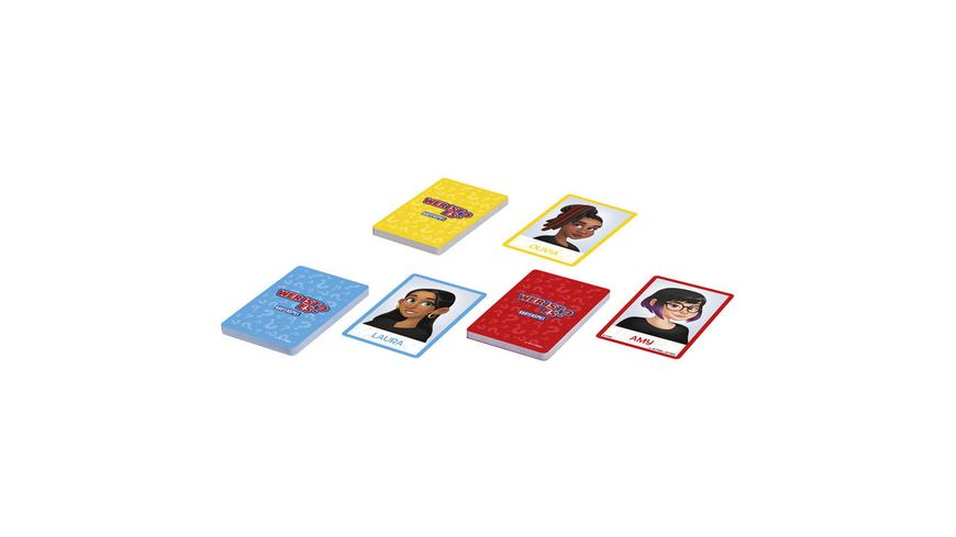 Wer Ist Es Kartenspiel