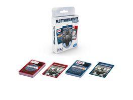Hasbro Gaming Flottenmanoever Kartenspiel
