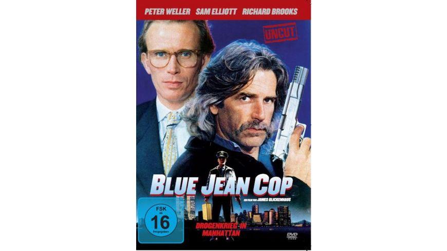 Blue Jean Cop - Uncut