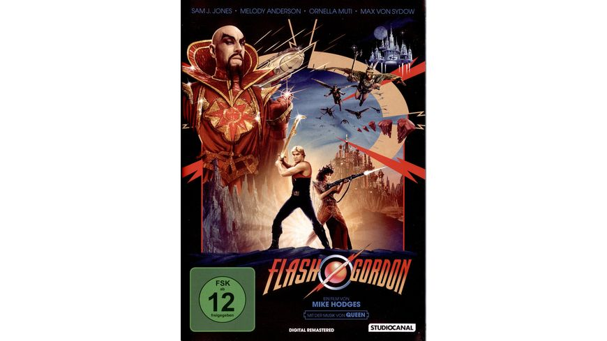 Flash Gordon / Digital Remastered