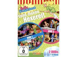 Bibi Blocksberg Eene meene Hexerei 2 DVDs