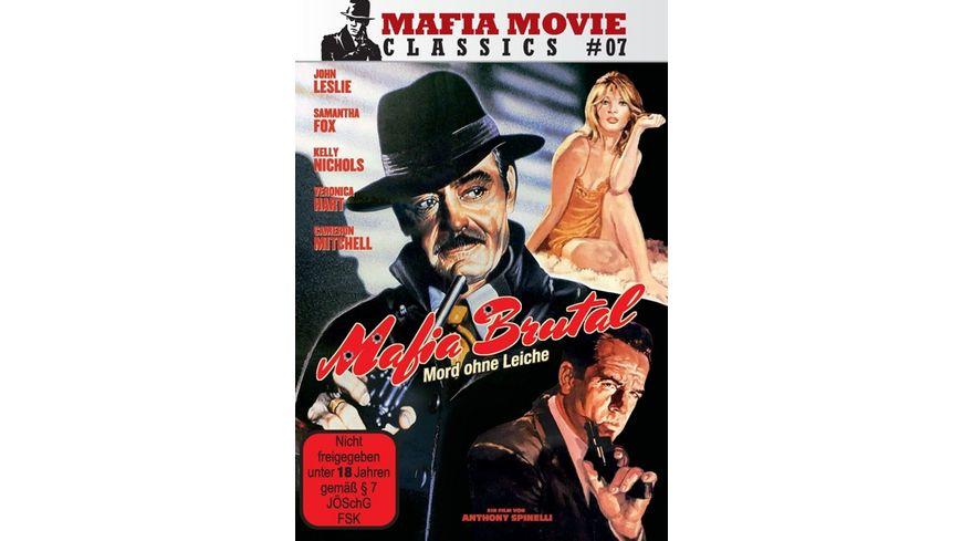 Mafia Brutal - Mord ohne Leiche - Mafia Movie Classics 07