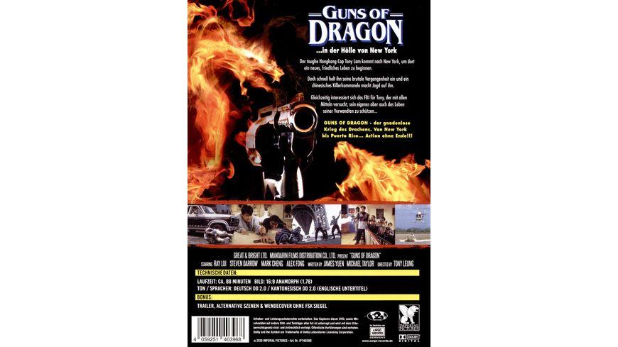 Guns of Dragon In der Hoelle von New York