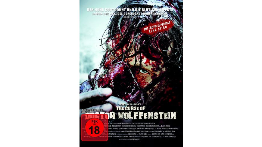 The Curse of Doctor Wolffenstein (Cover A)