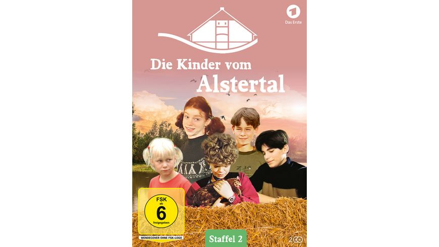 Die Kinder vom Alstertal - Staffel 2: Folge 14-26  [2 DVDs]