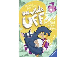 Das wilde Uff Band 2 Das wilde Uff faehrt in den Urlaub