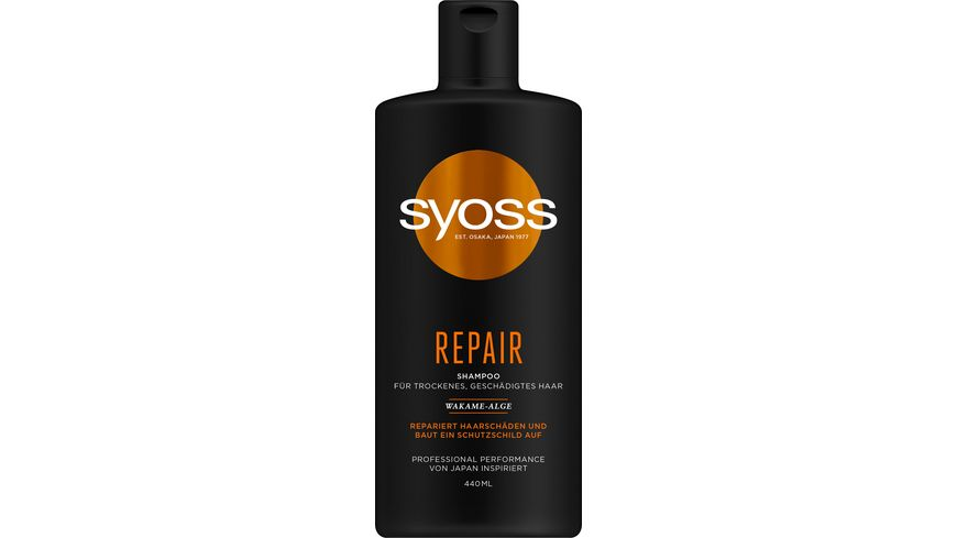 syoss Shampoo Repair