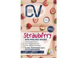 CV Strawberry AHA Peeling Maske
