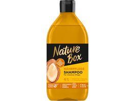 NATURE BOX Naehrpflege Shampoo Argan Oel