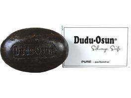 Dudu Osun PURE Schwarze Seife aus Afrika parfuemfrei