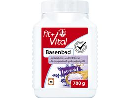 Fit Vital Basenbad Lavendel