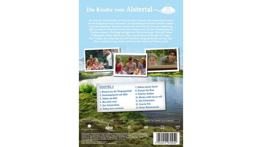 Die Kinder vom Alstertal Staffel 3 Folge 27 39 2 DVDs