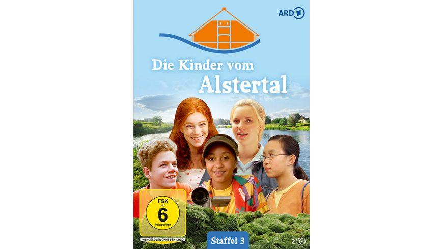 Die Kinder vom Alstertal - Staffel 3: Folge 27-39  [2 DVDs]