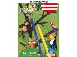EBERHARD FABER Colori Malblock A4
