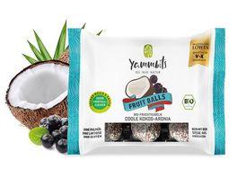 Yammbits Bio Fruchtkugeln coole Kokos Aronia