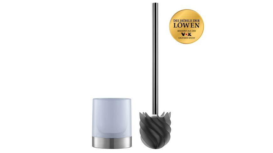 Loomaid Silikon WC-Bürste mit Lotuseffekt