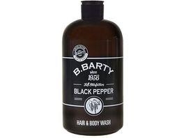 Bettina Barty Black Pepper Hair Body Wash