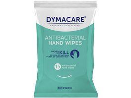 DYMACARE Antibakterielle Hand Reingungstuecher DY 201 H